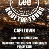 "Win tickets to the Exclusive Lee ""The City is Mine"" Rooftop Party"