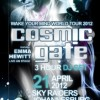 Win Tickets to COSMIC GATE- JHB!