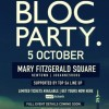 Bloc Party to play in JHB!