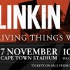 Linkin Park on tour in South Africa