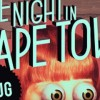 Ticket Promotion: One Night in Cape Town