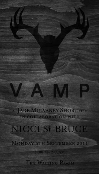 A VAMP SHORT FILM
