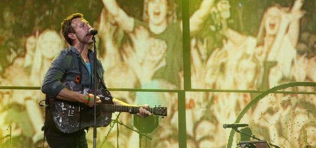coldplay rocks capetown