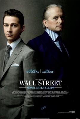 Wall Street movie slick back hair
