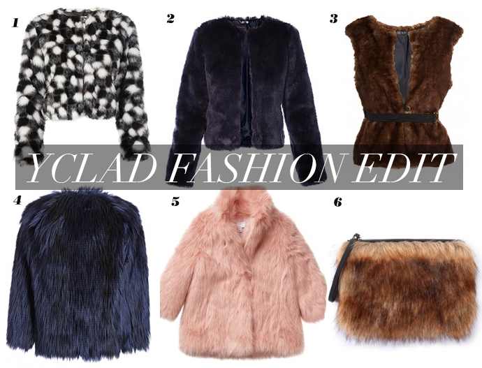 fashion faux fur coats and fillets south africa shop online