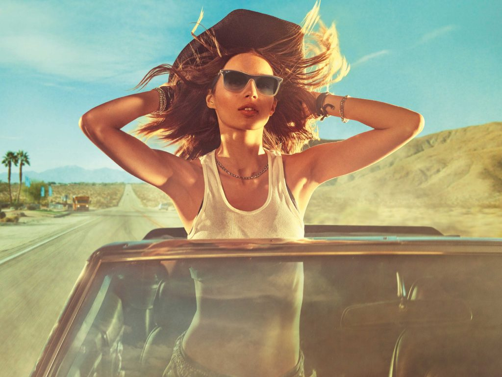 51c411b59e7d0e Wayfarer Blaze. She s her own person and on the road she can finally  express that true self. With the wind in her hair and no fixed destination