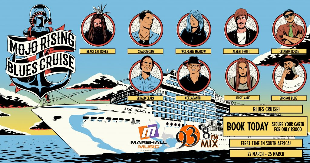 the blues cruise 2019