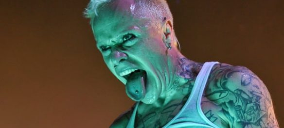 Keith Flint, Prodigy vocalist