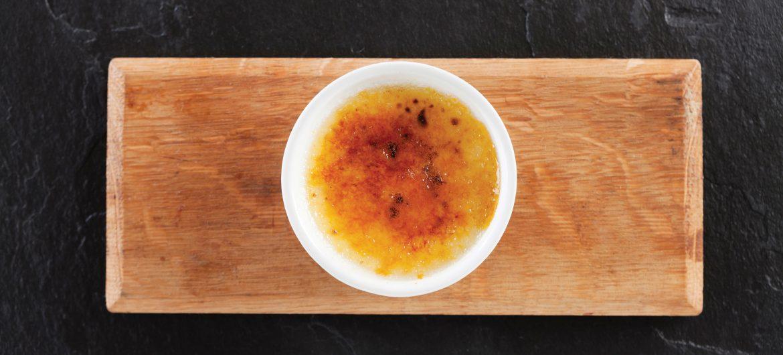 hussar grill Crème Brûlée
