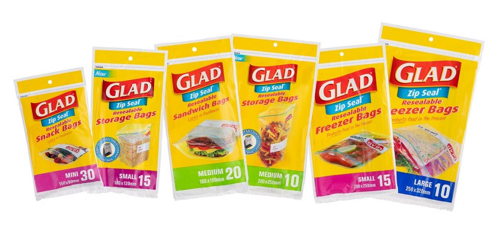 glad wrap - keep garlic and ginger fresh - immune boosters