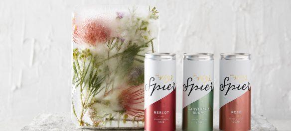 win spier wine cans