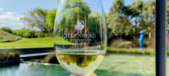 women who wine at steenburg wine estate
