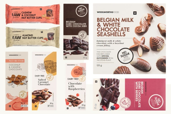 woolworths concious confectionary