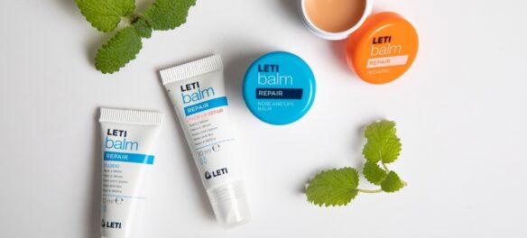 Letibalm Nose & Lip Repair (with lemon balm) - win