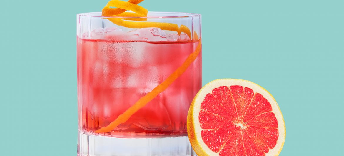 win with pampelle and bloedlemoen gin - truman and orange